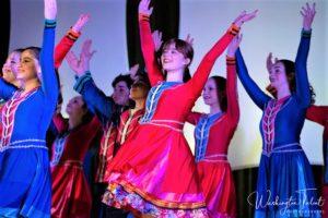 Israeli Dance Festival dancers