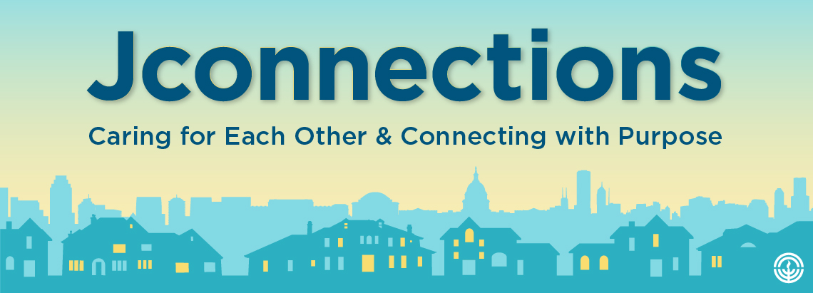 Jconnections banner with city skyline